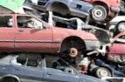 Scrap Car from Qatar 7000pcs