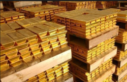 Au 500Kg, -20% on the current Gold price