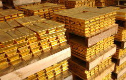 Interested in gold supplies