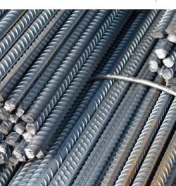 Sabic rebars supplies, quantity: 100,000 mt, Saudi Arabia origin