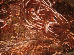 Copper wire scrap (Millberry) and copper supplies