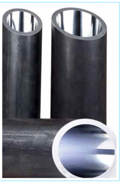Hydraulic cylinder tubes supplies, standart Lenght: 6m - 9m