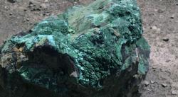 Copper ore supplies, Zambia origin