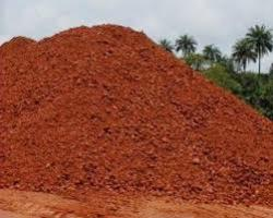 Bauxite ore Al2O3 from 50,000MT a month CFR