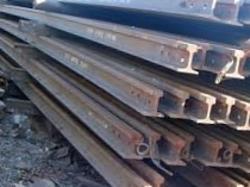 Used rails R50, R65 - 250,000 MT per month, CIF
