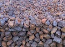 Manganese and Iron ore are of interest