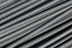 Steel Rebars upto 1 million tons or more
