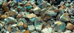 Copper Ore 600t Cu34-40%