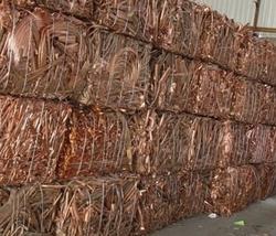 Copper scrap selling