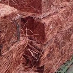 Looking for a 100 ton of copper scrap wire, CIF price