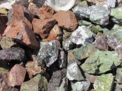 Copper Ore 33,2-48,1% 1000t per month CIF