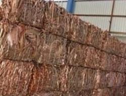 Copper Wire Scrap Millberry 99,9% 5,0000MT a m, CIF