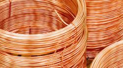 Оxygen free red copper rod 500MT trial order 30MT CIF
