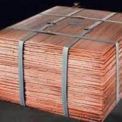 Copper Cathodes needed on CIF