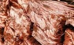 Copper Millberry (Scrap) 1000t trial, 2,000MT a m, CIF