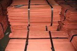 Copper cathodes 99,97% 1500mt trial, 7,0000mtper m EXW