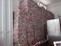UBC Aluminum Cans Scraps 50t a m