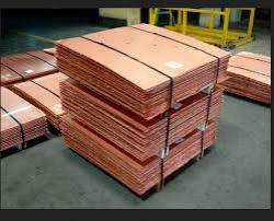 Copper Cathodes, EXW