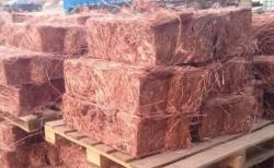 Coper scrap wire millberry