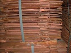 99.99 Grade A Copper Cathodes EXW