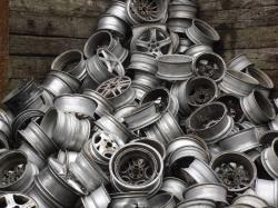 Buying Aluminum Alloy Wheel Scrap 100 t a month