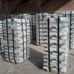 Aluminum ingots A7 20,000 mt a m CIF LME 10% off