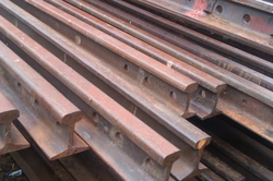 Used rails R50 R65 GOST 8165-75