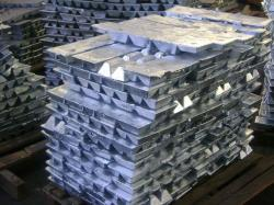 We ready to supply Aluminum ingots A7 and A8
