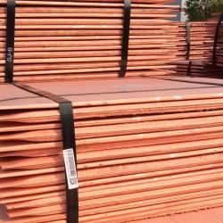 Interested in Copper Cathodes with delivery to Steinweg Tanzania