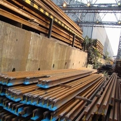 Used rails uncut for sale from owner in large quantity