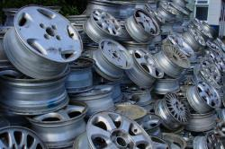 Aluminium alloy wheels available for supply
