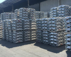 Aluminium Alloy ingots for sale
