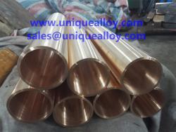 C17200 CuBe2 Beryllium Copper Tube