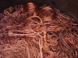 Scrap Waste Copper wire 99,95% MOQ 20 mt