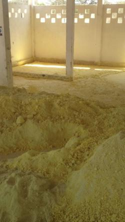 Sulphur 99% and 50% available 30,000 mt a month CIF