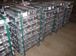Aluminum Ingot 99.7-99.99% on CIF