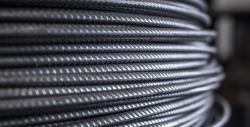 Wire rods and rebar in coils are of interest
