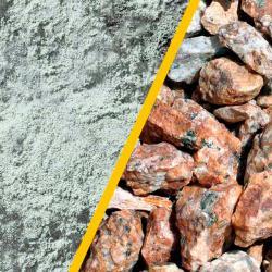 Fluorspar Powder and Lump (CaF2 95/97 %)