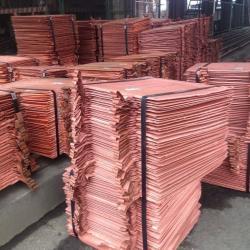Copper cathode 50-100,000 mt/m