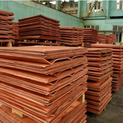 Copper cathodes 250 mt CIF to Canada, 40-50,000 mt/m to China needed