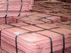 Copper cathodes 3,000 mt/m CIF needed