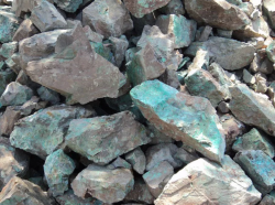 We can supply 100,000 mt of copper concentrate