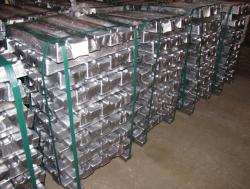 Aluminium ingots A7 99.7 CIF, send LOI