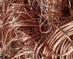 CIF price copper wire scap needed