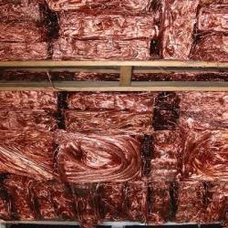 We Sell Copper Scrap, Copper Wire, Millberry Copper 99.9%