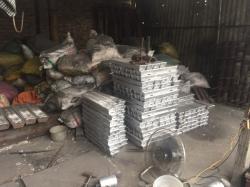 Aluminum ingot 96% 3,000 mt/m FOB