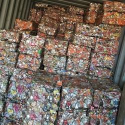 Interested in Aluminum cans scrap CIF