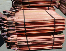 Looking for copper cathodes 5,000 mt/m FOB