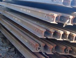 Used rails 50,000 MT per month from Spain