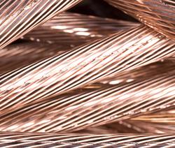Interested in Copper wire 50,000 mt/m CIF